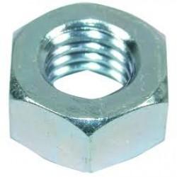 Dado esagonale zincato Uni 5588