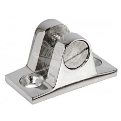Base a Forcella 90° inox AISI 316