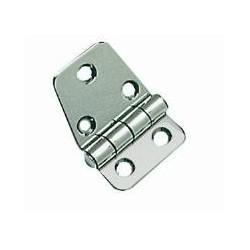 Cerniera in acciaio inox Aisi 304 39x74 mm.