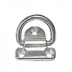 Anello abbattibile Aisi 316 65x64 mm.