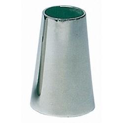 Base conica dritta 90° inox AISI 316