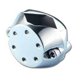 Morsetto per pulpiti tubo Ø 30/35/40 mm in acciaio inox Aisi 316