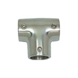 Tee diritto 25 mm. Acciaio Inox AISI 316