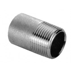 """Tronchetto da 1"""" acciaio inox AISI 304"""