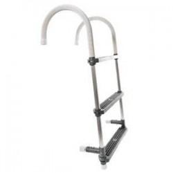 Scaletta alluminio 4 gradini