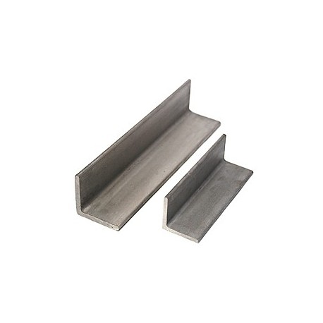 Barra angolare inox AISI 316 50x50x5mm.