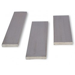 Barra piatta inox AISI 304 100x6 mm.
