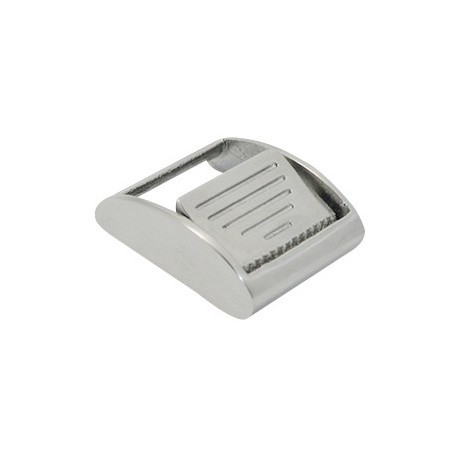 Fibbia in acciaio inox AISI 316 mm. 30