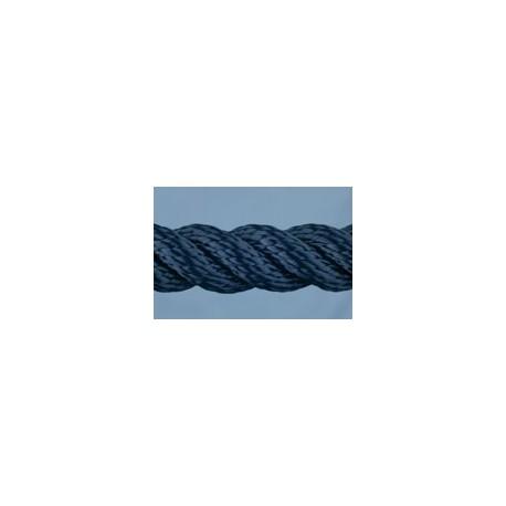 Cavo poliestere blue navy Ø 16 mm.