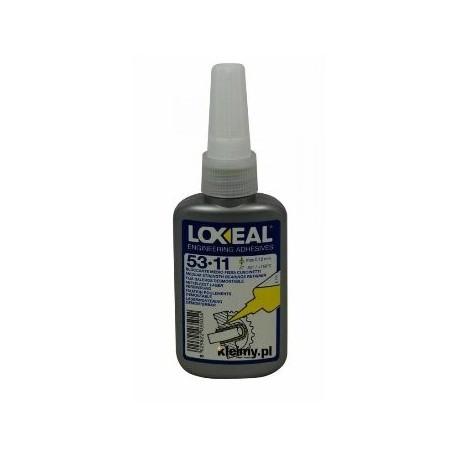 Adesivo anaerobico blocca cuscinetti smontabile Loxeal 53-11, 10 ML