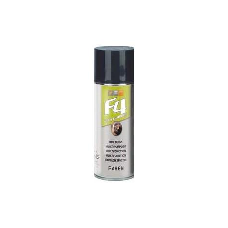 Sbloccante F4 lubrificante-idrorepellente-pulitore 400 ml
