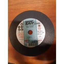 Disco taglio per inox 230 x 2,0 foro Ø 22,23