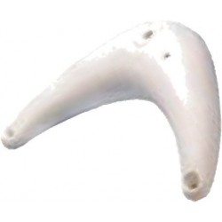 Parabordo di prua gonfiabile 36,5 cm