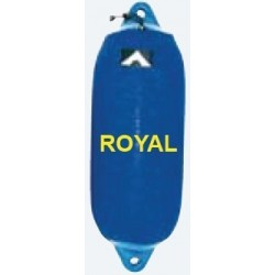 Copriparabordo Blu Royal Ø35 cm.