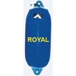 Copriparabordo Blu Royal Ø24 cm.