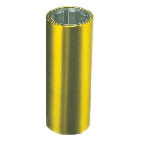Boccola linea d'asse in ottone mm. 40x55x160