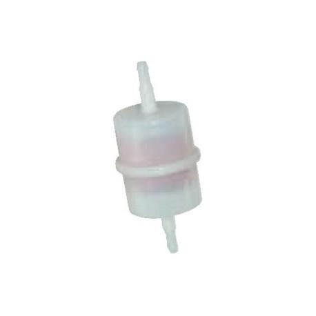 Filtro benzina pvc piccolo per tubazione
