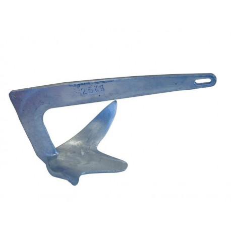 Ancora Force acciaio zincato 7,5 kg