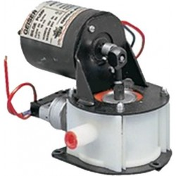 Pompa 12 V. Geiser a membrana per acqua con biella