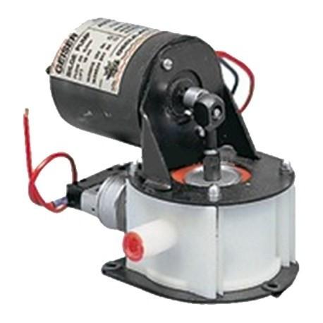 Pompa 24 V. autoclave a membrana per acqua con biella