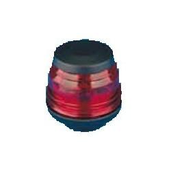 Fanale di via fonda colore rosso 360° non governo o pesca