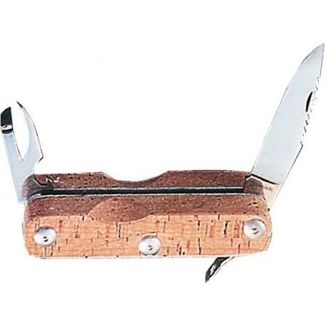 Coltello galleggiante acciaio inox