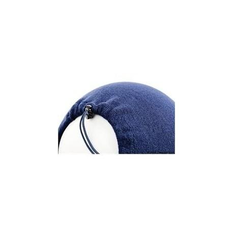 Copriparabordo a sfera colore blu navy Ø45 cm.