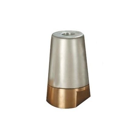 Zinco ricambio ottone 410 16x1,5